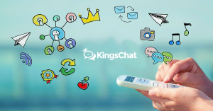 KingsChat: The Christian Way to Connect