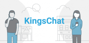 KIngChat App