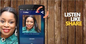 Ceflix tunes mobile app