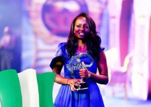 FALA 2017 winner Naomi Epoki