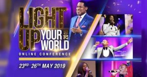 Light Up Your World Online Conference (May 23-16, 2019)