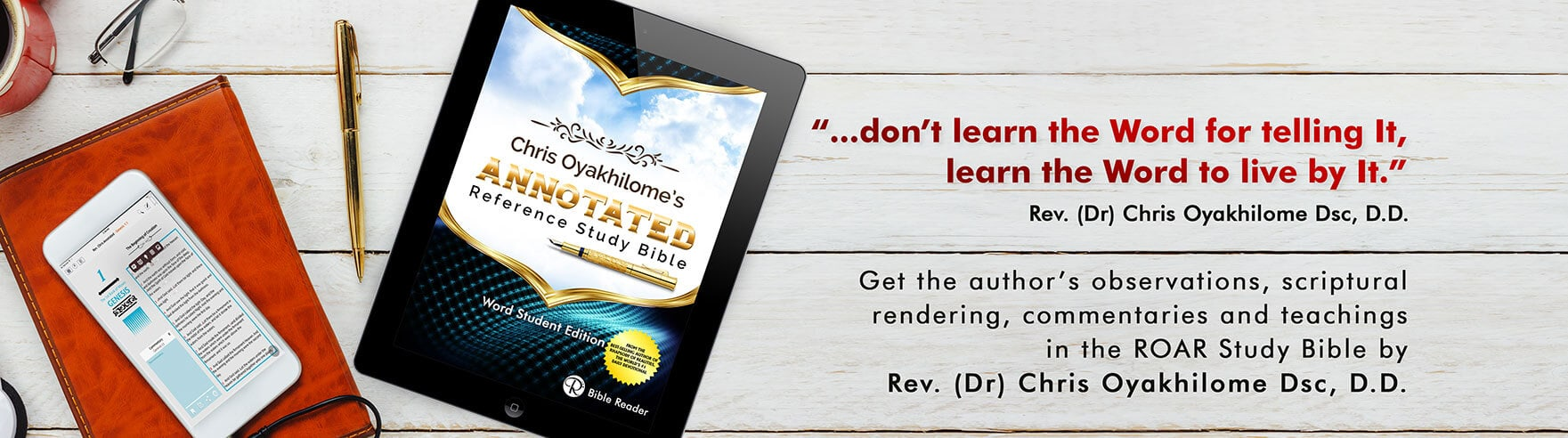 DOWNLOAD YOUR FREE RHAPSODY OF REALITIES PLUS STUDY BIBLE - Good