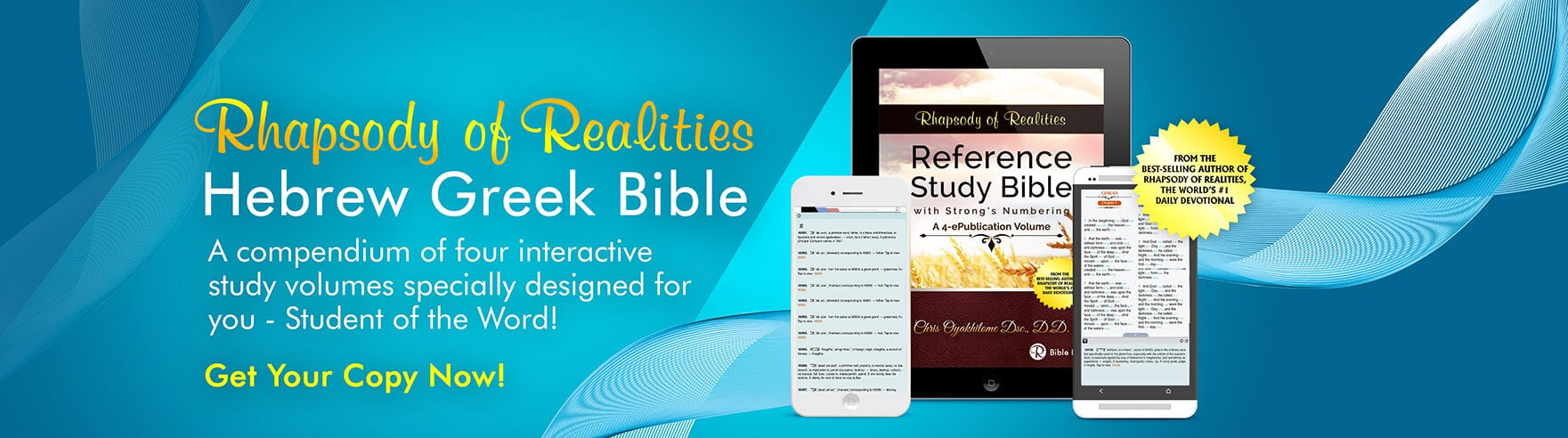 DOWNLOAD YOUR FREE RHAPSODY OF REALITIES PLUS STUDY BIBLE