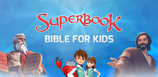DOWNLOAD FREE SUPERBOOK APPLICATION – Games, Videos, Bible Profiles & More!