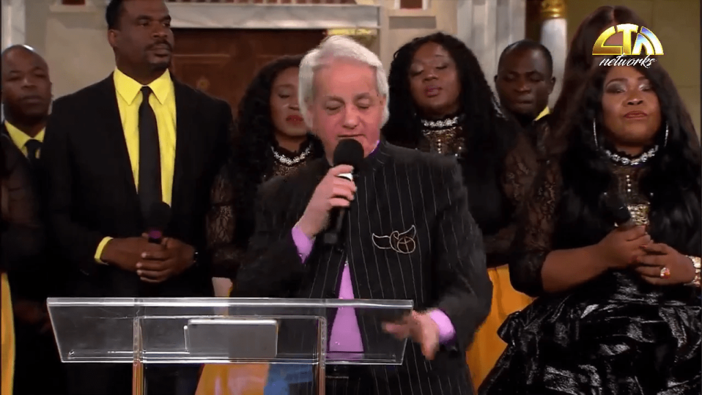 Pastor Chris and Pastor Benny LIVE on Your LoveWorld - Good