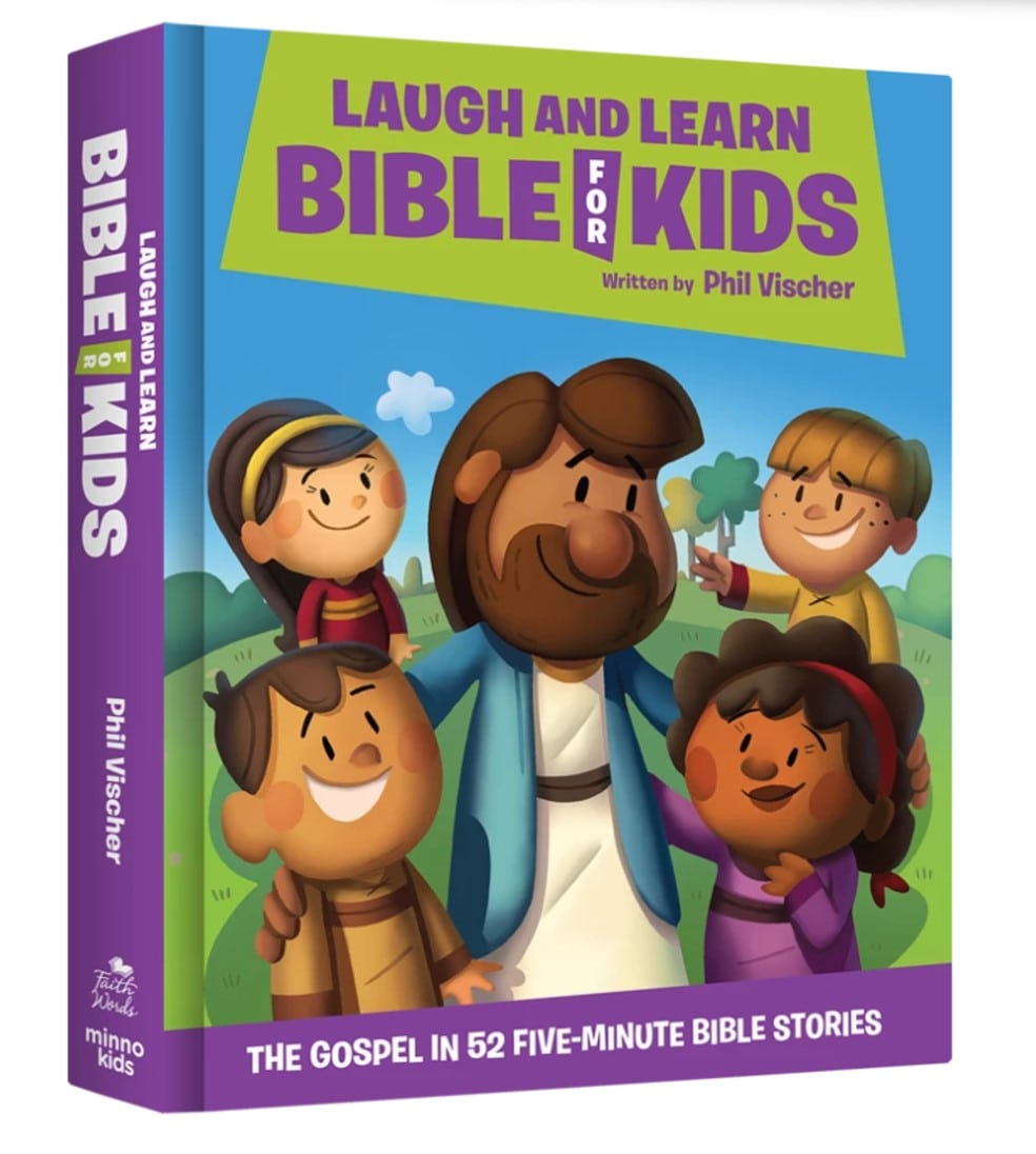 Children's Bible Written To Tackle The Tricky Issues